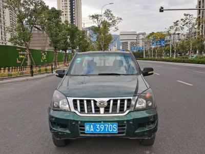财运300图片 广汽吉奥 2.2L汽油豪华型长货箱