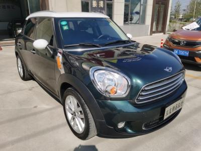 2014年6月 MINI COUNTRYMAN  1.6L COOPER Fun图片