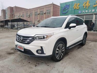 广汽传祺 GS4  2015款 200T G-DCT尊贵版图片
