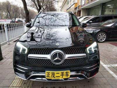 2019年9月 奔驰 奔驰GLE   GLE 350 4MATIC 时尚型图片