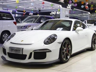 保时捷 911  GT3 3.8图片