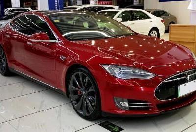 特斯拉 Model S  2014款 Model S P85