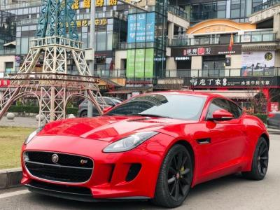 2014年8月 捷豹 F-TYPE S Coupe 3.0T图片