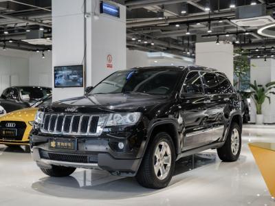 2012年7月 Jeep 大切诺基(进口) 3.6L 豪华导航版图片