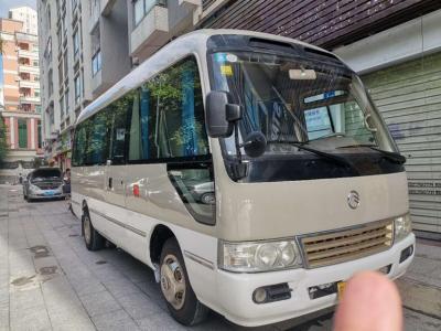 19 座:16 年8月厦门金旅中型客车:图片
