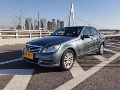 奔驰 奔驰C级  2011款 C 200 CGI 优雅型图片
