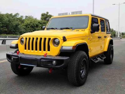 2020年8月 Jeep 牧马人(进口) 2.0T Sahara 四门版图片