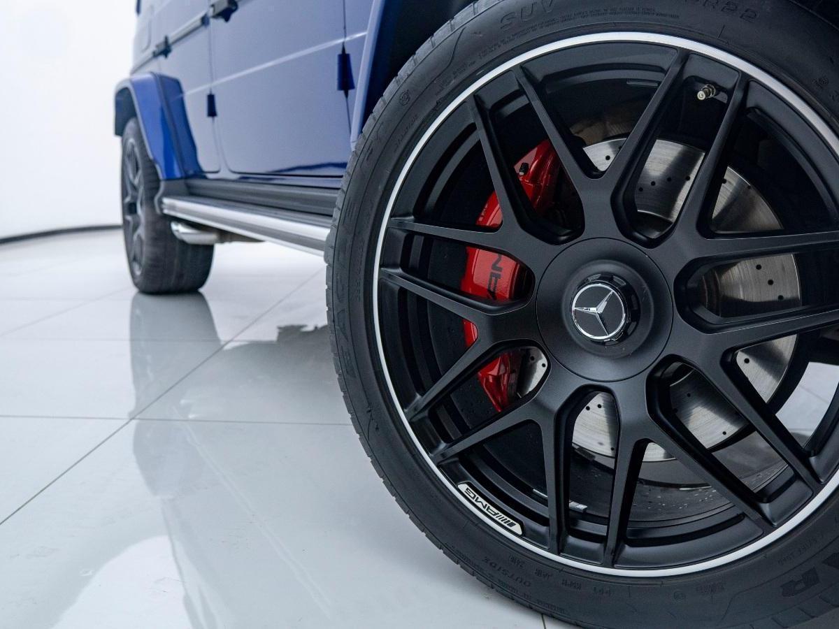 奔驰 奔驰G级AMG  2019款 AMG G 63图片