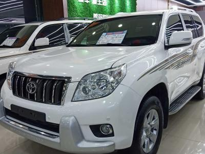 丰田 普拉多  2010款 4.0L 自动VX