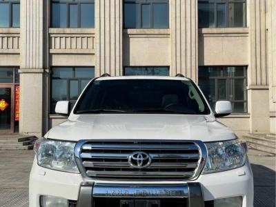 丰田 兰德酷路泽  2007款 4.7L 自动VX-R