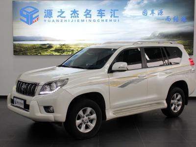 2011年11月 丰田 普拉多(进口) 2.7L 自动标准版图片
