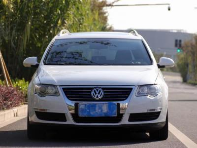2010年10月 大众 Passat(进口) 2.0T旅行版 舒适型图片