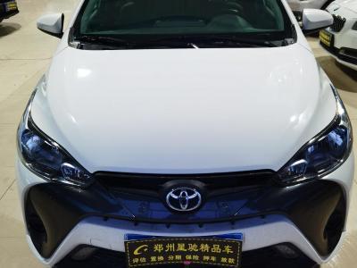 2018年6月 丰田 YARiS L 致炫 改款 1.5E CVT魅动版图片