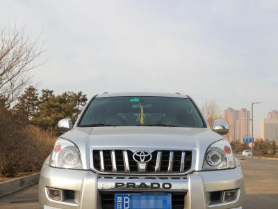 丰田 普拉多  2006款 4.0L 自动VX图片