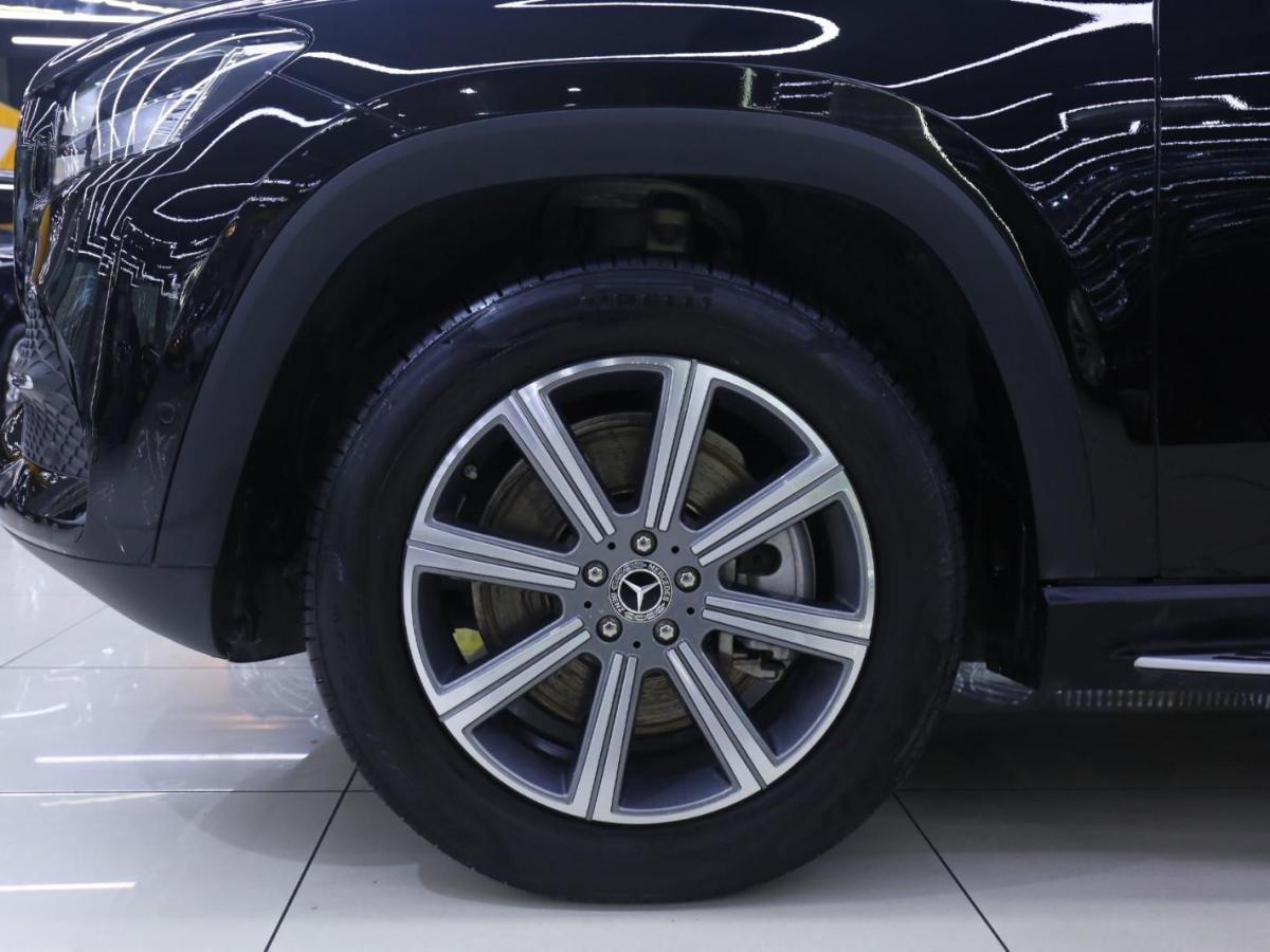 奔驰 奔驰GLS  2020款 GLS 450 4MATIC动感型图片