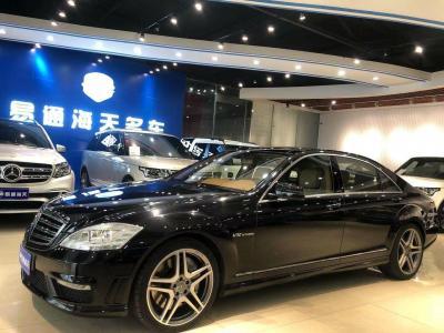 奔驰 奔驰S级AMG  2010款 AMG S 65