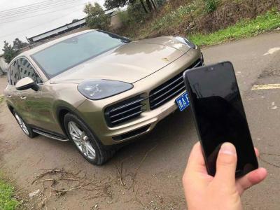 保時捷 Cayenne  2018款 Cayenne 3.0T