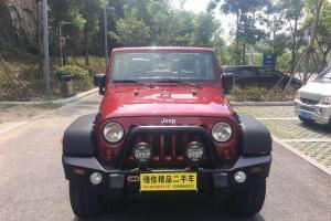 二手Jeep(进口)牧马人3.6 两门 Rubicon 十周年限量版