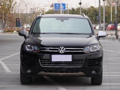 2012年3月 大众 途锐(进口) 3.0TDI 柴油标配型图片