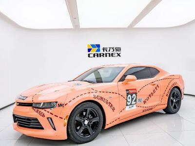2017年7月 雪佛兰 科迈罗(进口) Camaro 2.0T 汽油 美规版图片