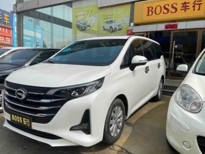 广汽传祺 GM6  2019款 270T 自动豪华版(六座)