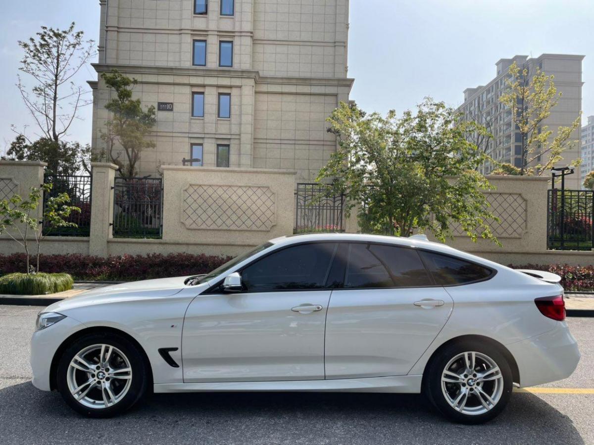 宝马 宝马3系GT  2019款 320i M运动套装图片
