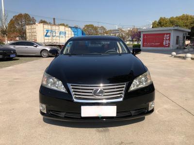 雷克萨斯 ES  2012款 240 特别限量版图片
