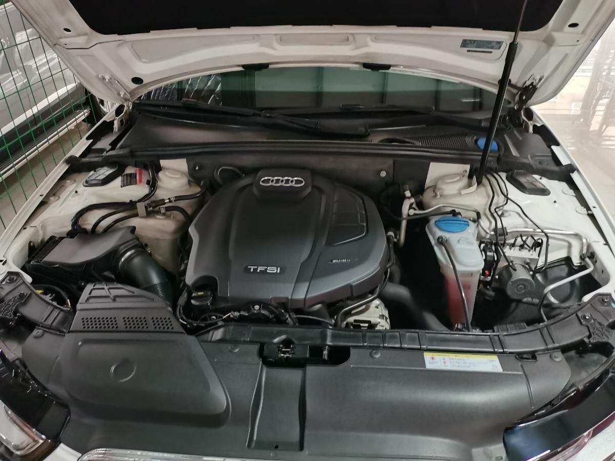 奥迪 奥迪A4  2007款 2.0T 自动豪华型图片
