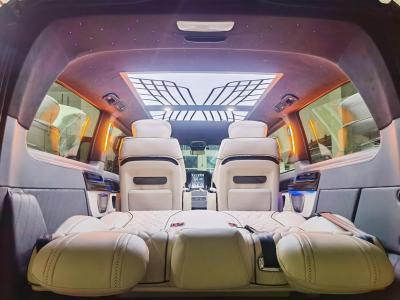 奔驰 威霆  2018款 2.0T 商务版 国VI图片
