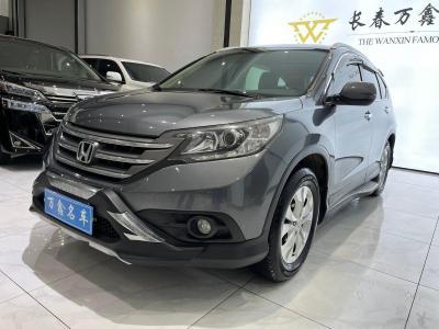 本田 CR-V  2013款 2.4L 四驱豪华版