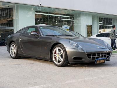 法拉利 612  2005款 Scaglietti 5.7