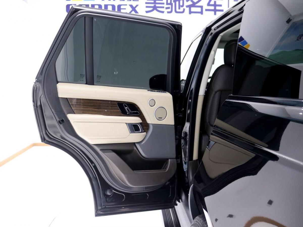 路虎 揽胜  2019款 3.0 V6 SC 传世版图片