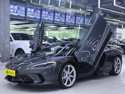迈凯伦 GT  2019款 4.0T 标准型