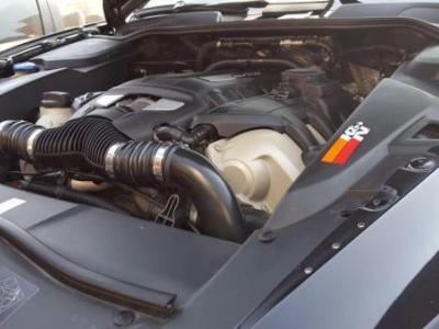 保时捷 卡宴  Turbo 4.8T图片