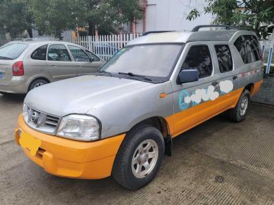 日产 D22  2011款 2.4L汽油两驱高级型图片