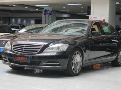 2009年3月 奔驰 S级 S300 3.0L 商务型图片
