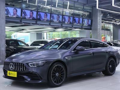 奔驰 奔驰AMG GT  2019款 AMG GT 50 四门跑车