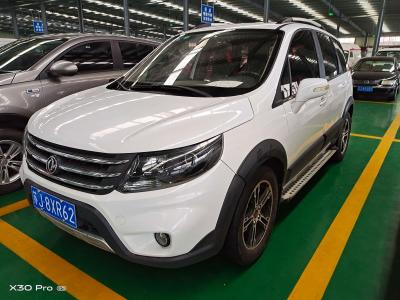东风风行 景逸X5  2013款 1.6L 手动豪华型图片