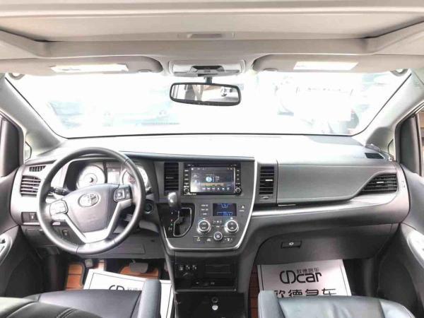 豐田 塞納  2015款 3.5L 兩驅 低配圖片