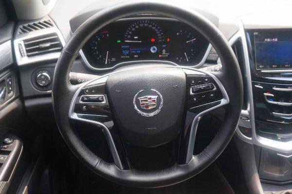 凯迪拉克 SRX  2015款 3.0L 舒适型 两驱图片