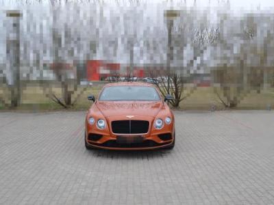 宾利 欧陆 16款宾利欧陆GTS图片