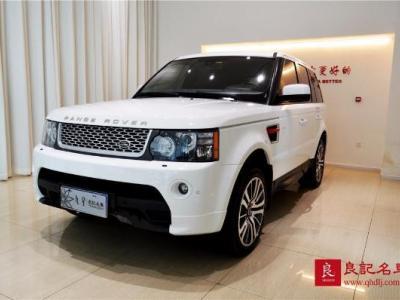 2013年7月 路虎 揽胜运动版 3.0T 极致运动版 柴油型图片