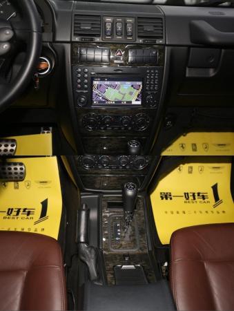 奔驰 G级  G500 5.5L 4MATIC图片