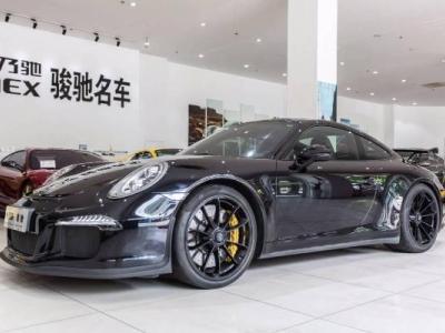 2015年6月 保时捷 911 GT3 3.8L 3.8L图片