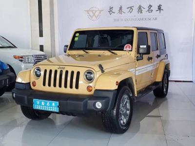 2014年1月 Jeep 牧马人(进口) 3.6L 四门图片
