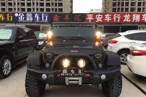 二手Jeep(进口)牧马人3.0 四门 Sahara