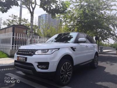 2018年5月 路虎 揽胜运动版 3.0T 运动版 SC SE 汽油型图片