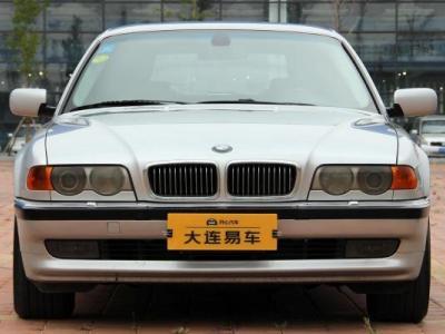 宝马 宝马7系  750Li 5.4 V12