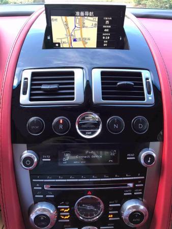 阿斯顿·马丁 V8 Vantage  2012款 S 4.7图片