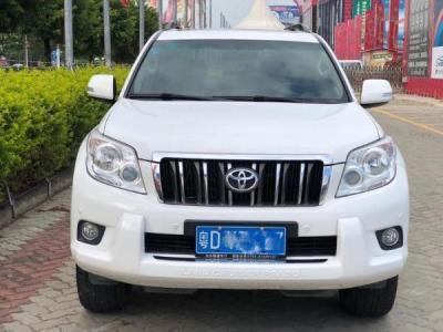 2013年1月丰田普拉多4000 TX-L NAVI图片